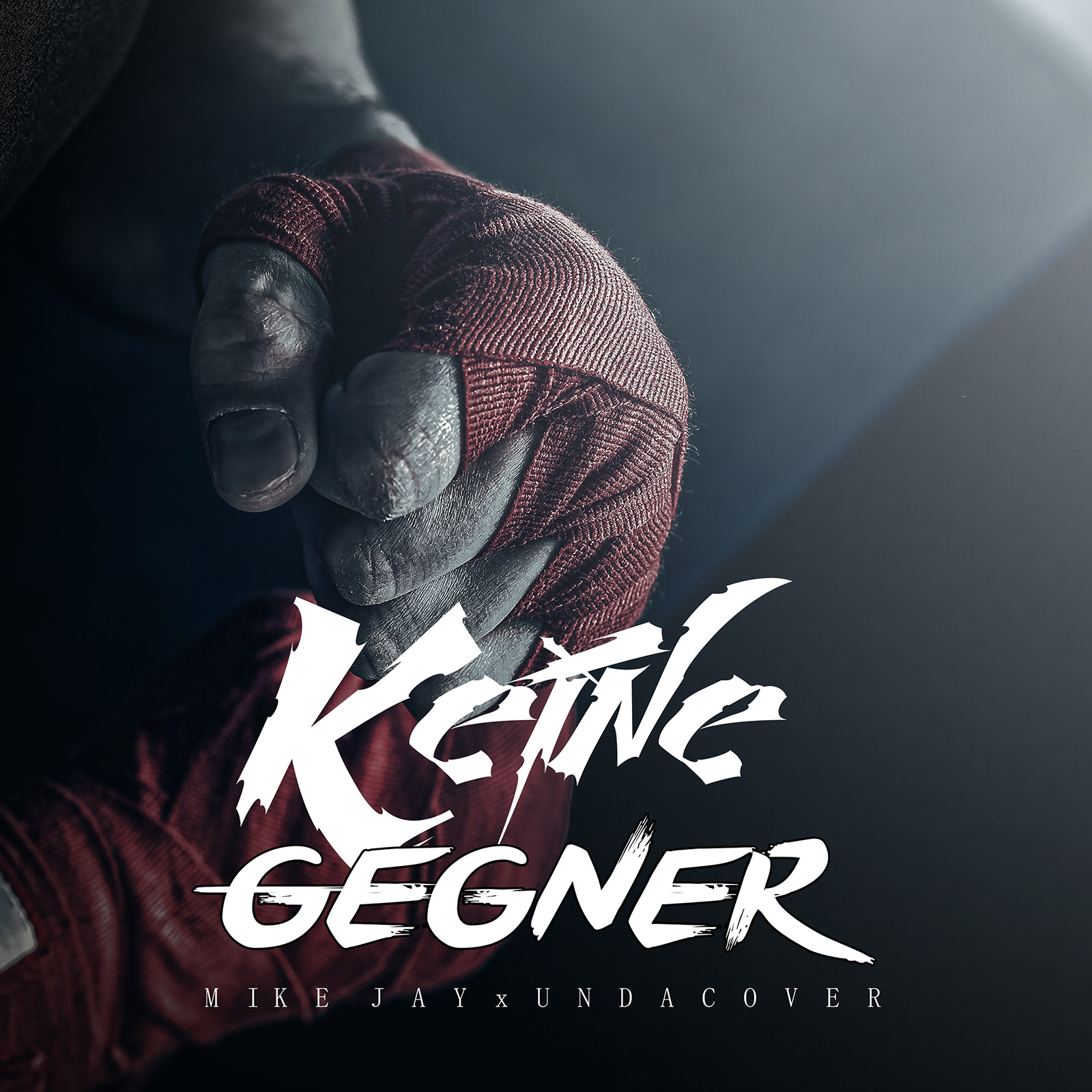 "Mike Jay & Undacover - ""Keine Gegner"""